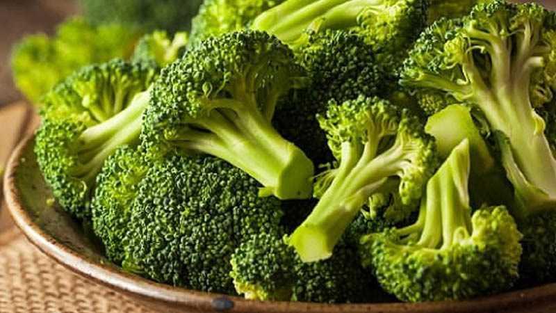 Bông cải xanh rất tốt cho da