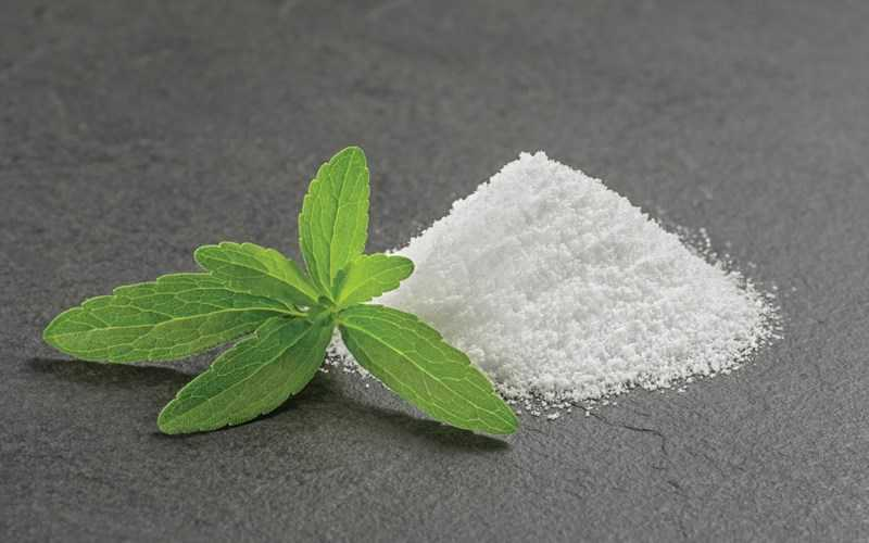 đường stevia