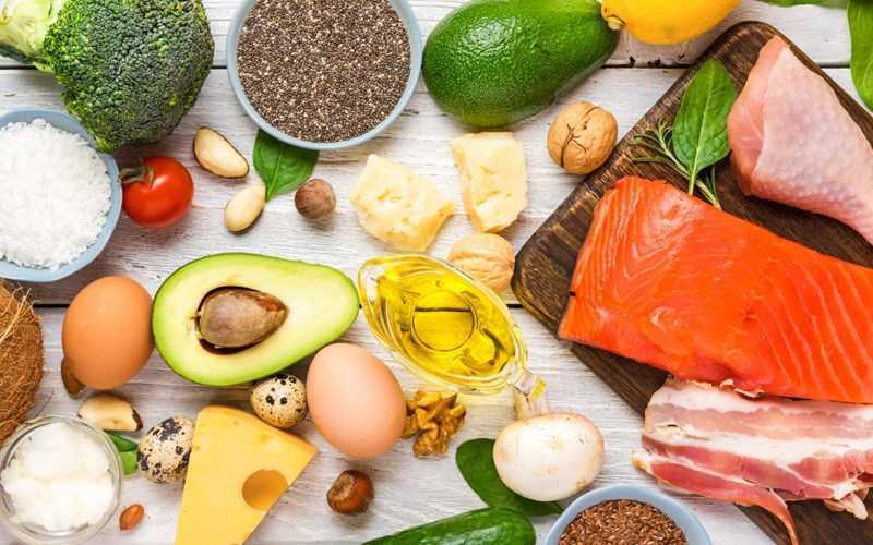 Thực phẩm nên ăn cho chế độ ăn keto