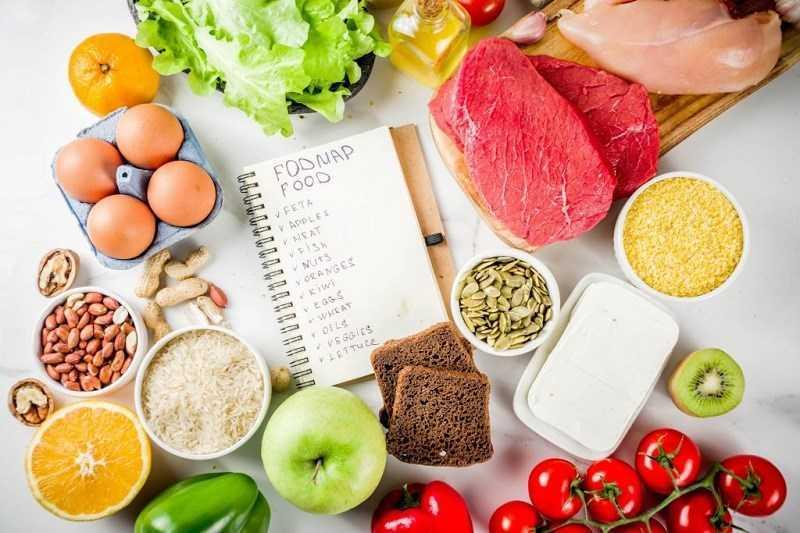 Nếu bạn bị đầy bụng, khó tiêu nên dùng các loại thực phẩm ít FODMAP
