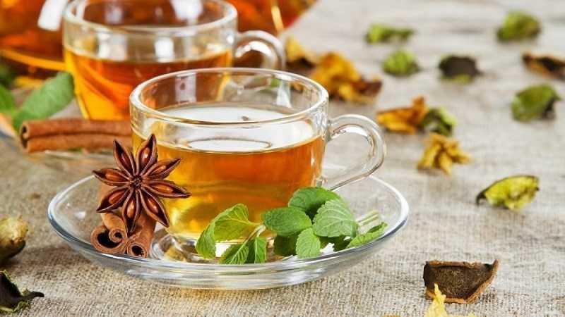Uống các loại thảo mộc và trà để điều trị chứng khó tiêu