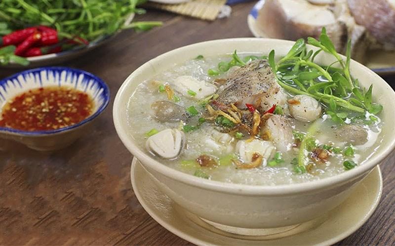 Cháo cá lóc - món ăn dân dã miền Tây