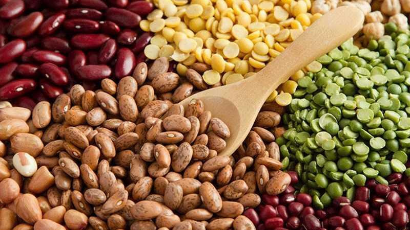 Biotin được tìm thấy trong các loại đậu
