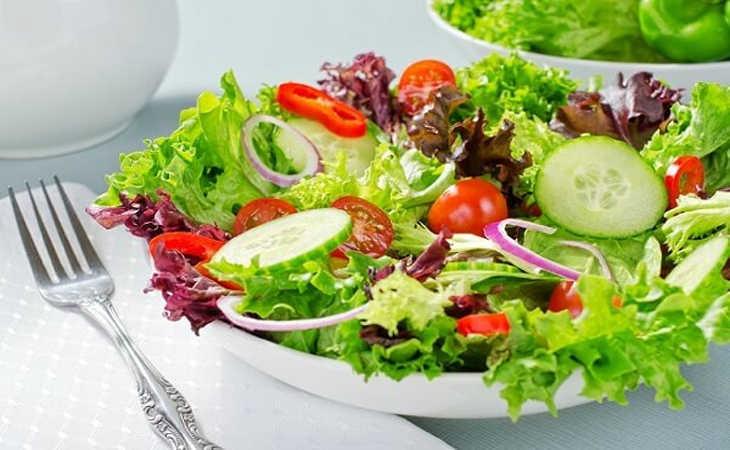 Salad các loại