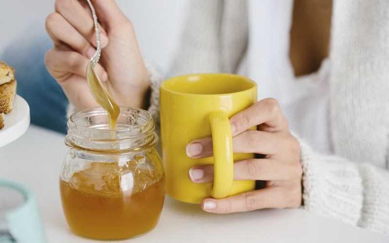 Giải rượu khi say bằng mật ong nguyên chất