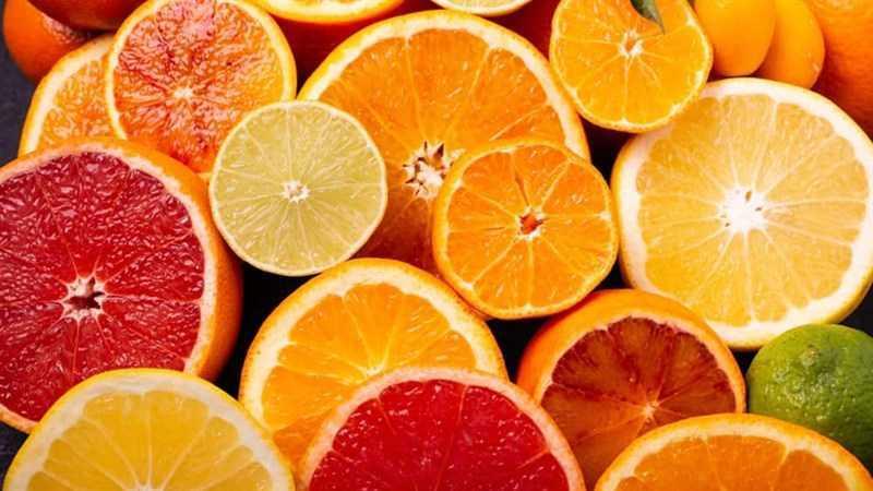 Trái cây h� cam quýt