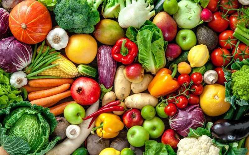 Ăn trái cây và rau