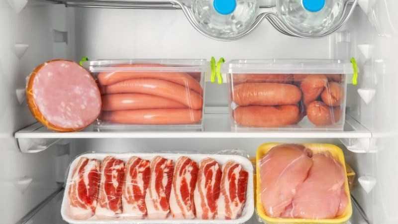 Các sản phẩm thịt và gia cầm