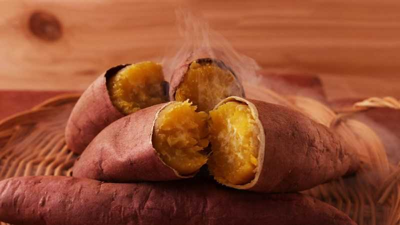 Cách luộc khoai lang ngon