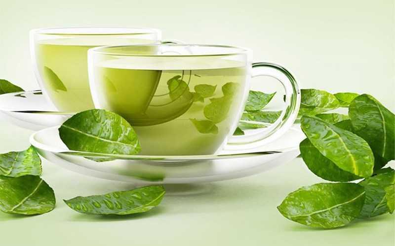 uống trà sau khi ăn trứng