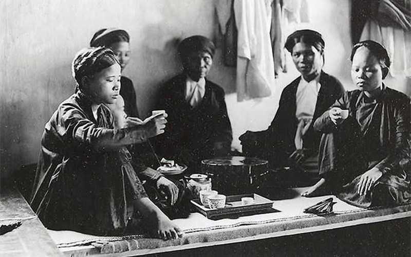 Nguồn gốc văn hóa uống trà của ngư�i Việt