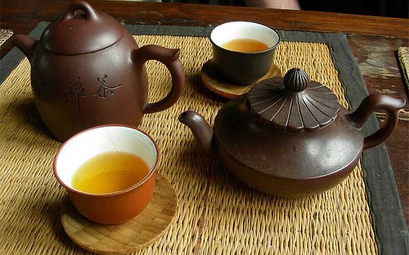 Cách uống trà đơn giản và đơn giản