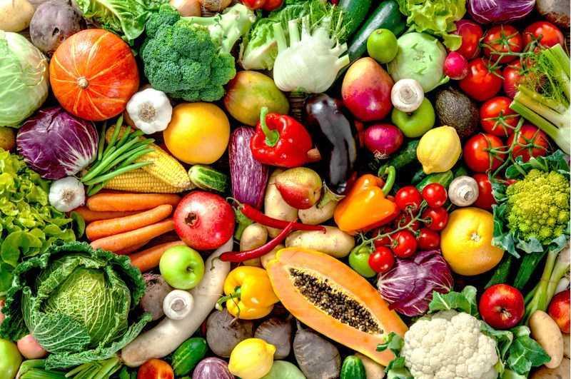 Hoa quả và rau