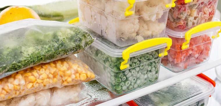 20 loại thực phẩm có thể bảo quản lâu trong ngăn đá tủ lạnh
