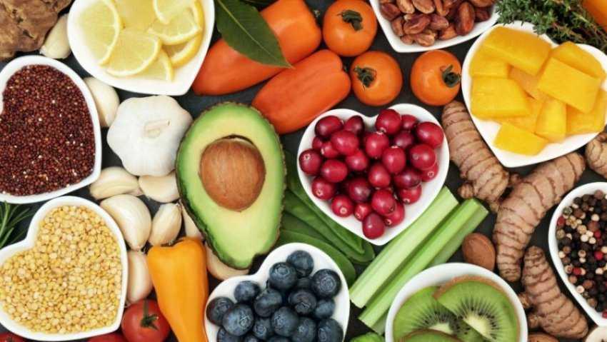 13 loại thực phẩm cho tóc