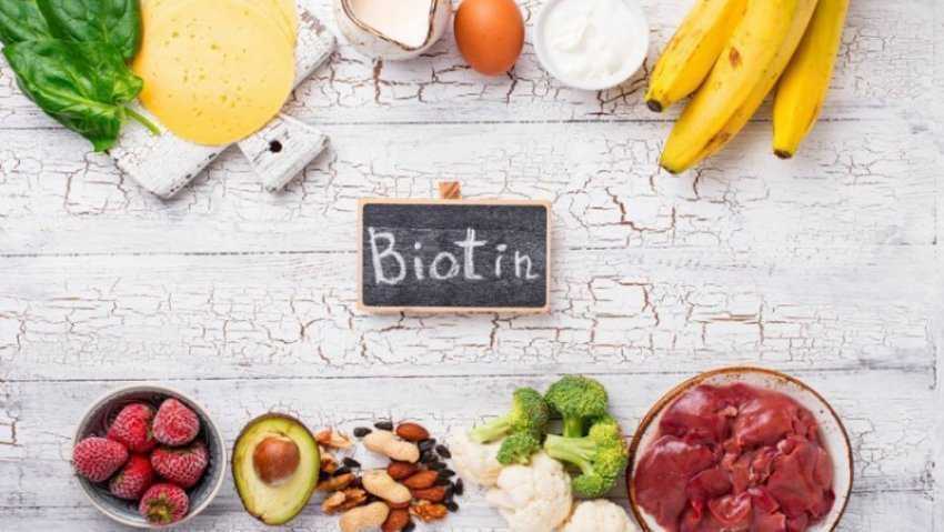 Biotin là gì?  Thực phẩm giàu biotin
