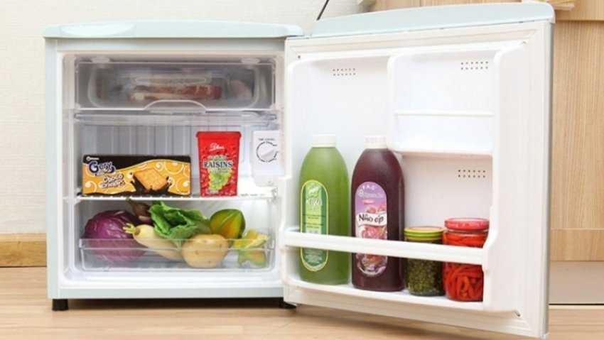 Cách sử dụng tủ lạnh mini đúng cách