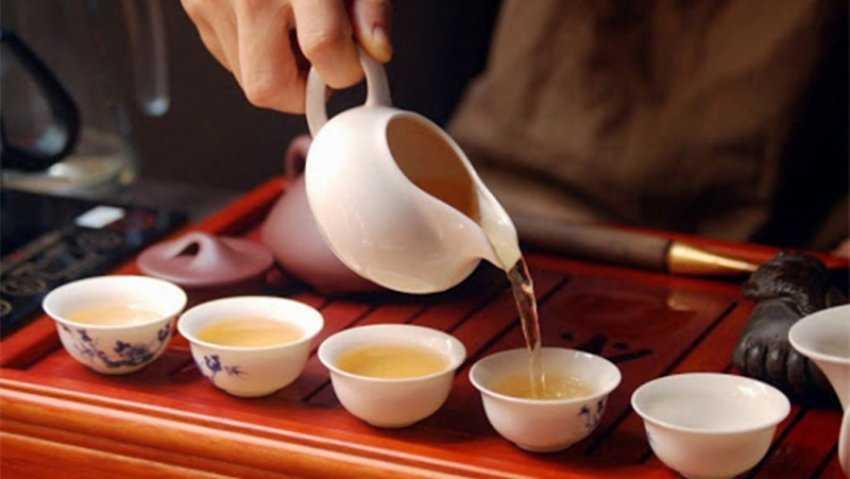 Trà việt nam, nghệ thuật pha trà, uống trà