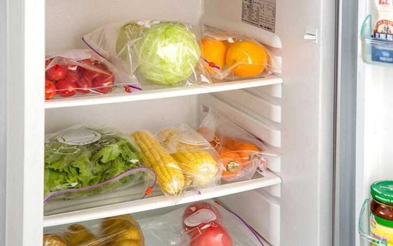 Lưu ý khi bảo quản rau trong tủ lạnh