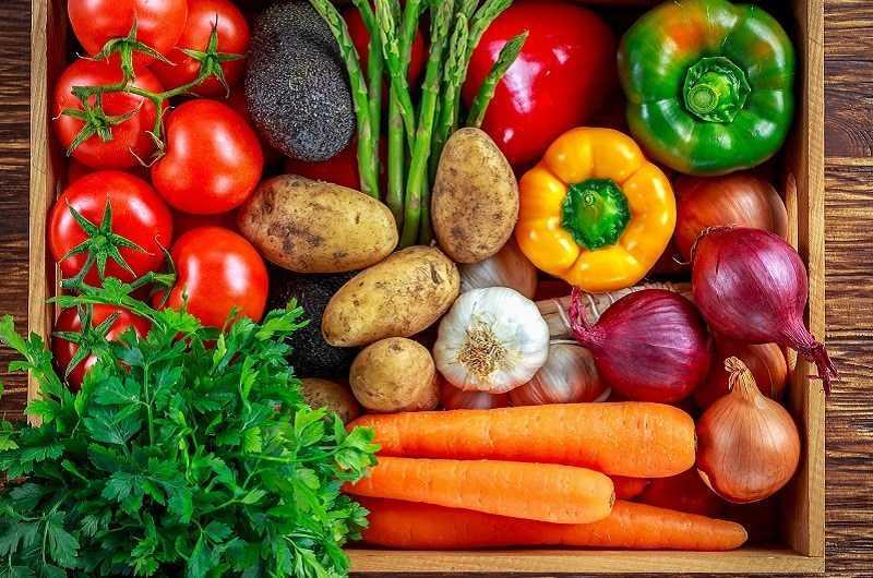Thời hạn sử dụng của trái cây và rau quả