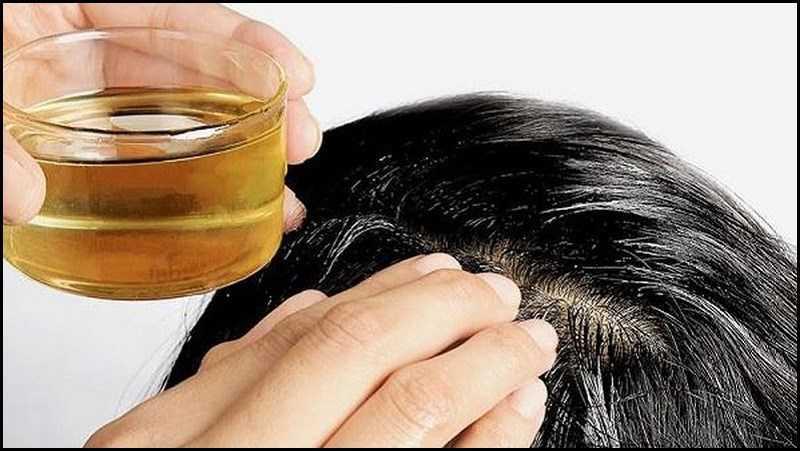 Cách sử dụng dầu dừa cho tóc