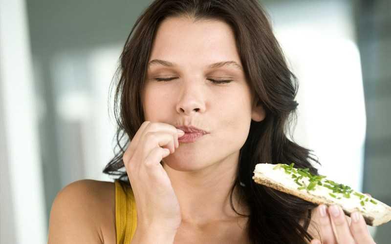 Nhai kỹ để ăn dần