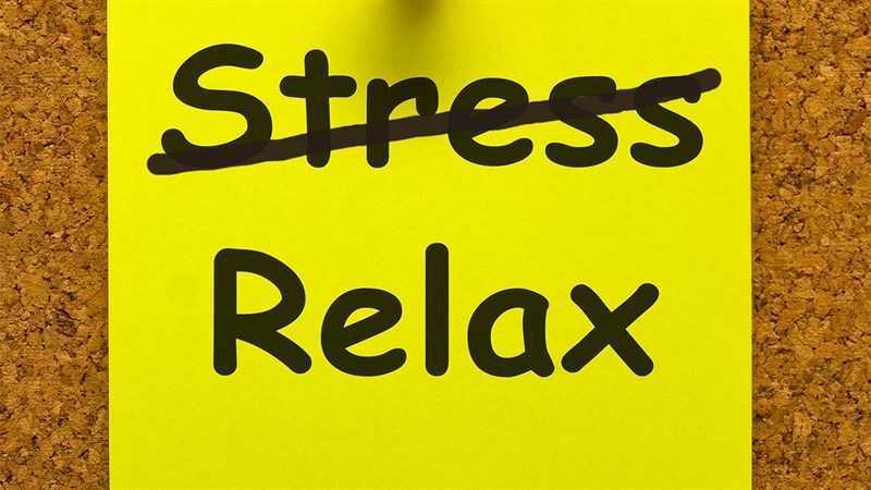 Tránh xa căng thẳng