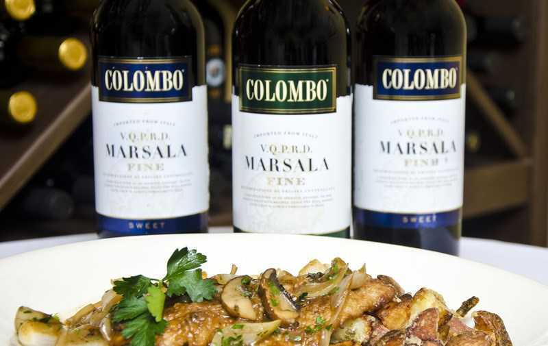 Rượu Marsala
