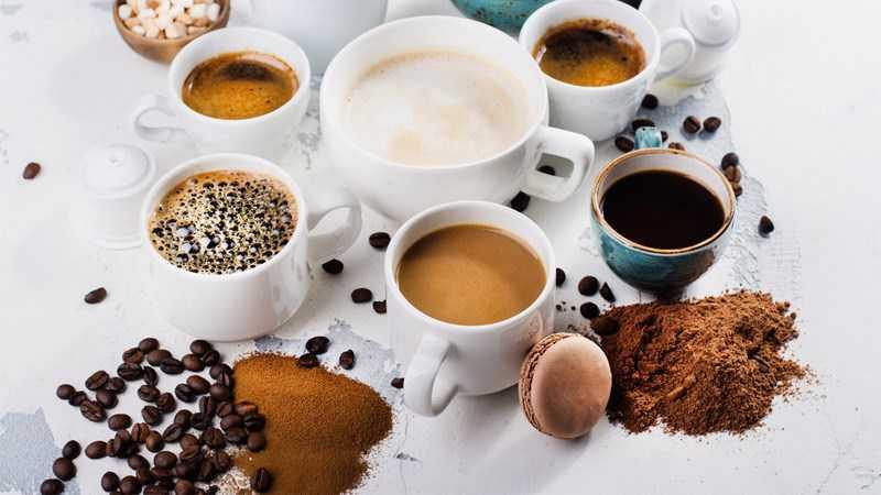 Người bị ho tránh thực phẩm có chứa caffeine