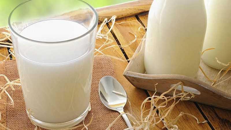 Người bị ho nên kiêng uống sữa