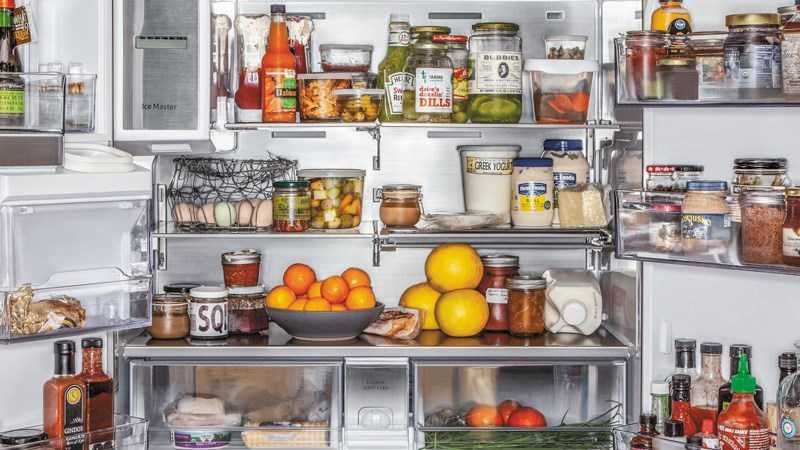 Cách sắp xếp thực phẩm đặc biệt trong tủ lạnh