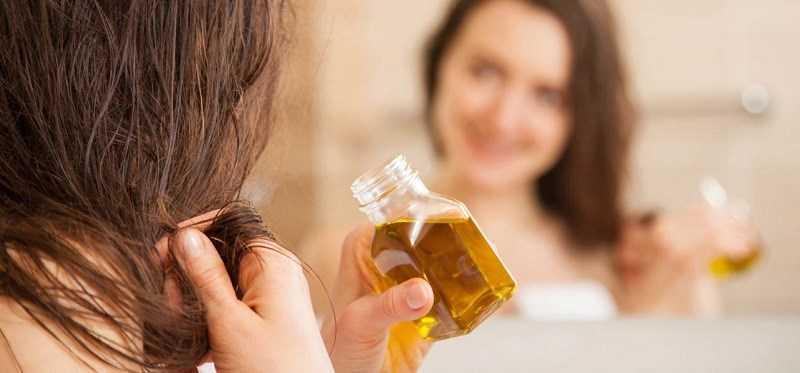 Lưu ý khi sử dụng dầu oliu cho tóc