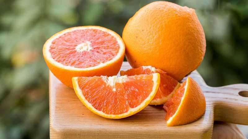 Lợi ích của cam đối với não bộ
