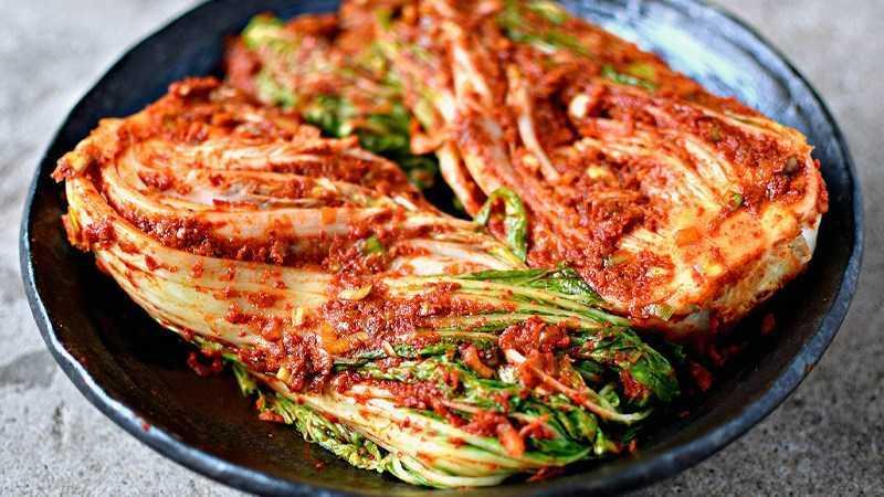 Kimchi tốt cho dạ dày