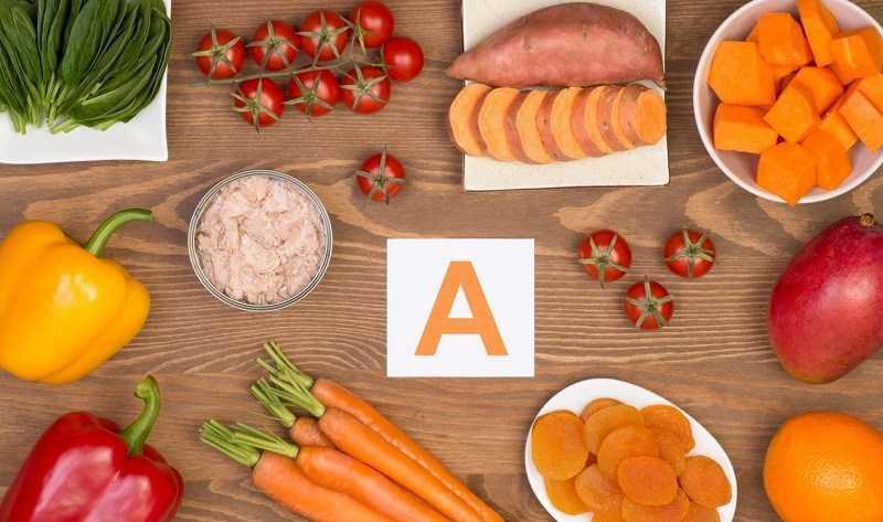 Bổ sung nhi�u vitamin A
