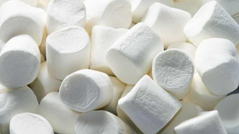 Nguồn gốc của marshmallow