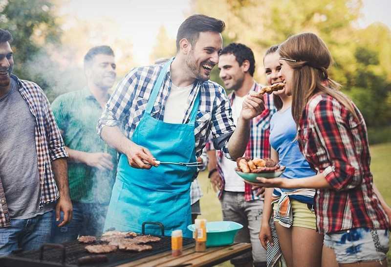 Tại sao BBQ lại phổ biến?