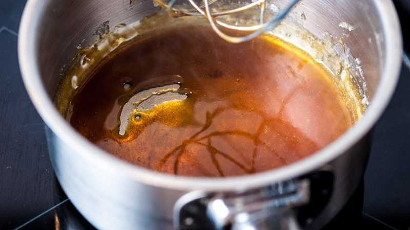 Caramel được tạo ra như thế nào