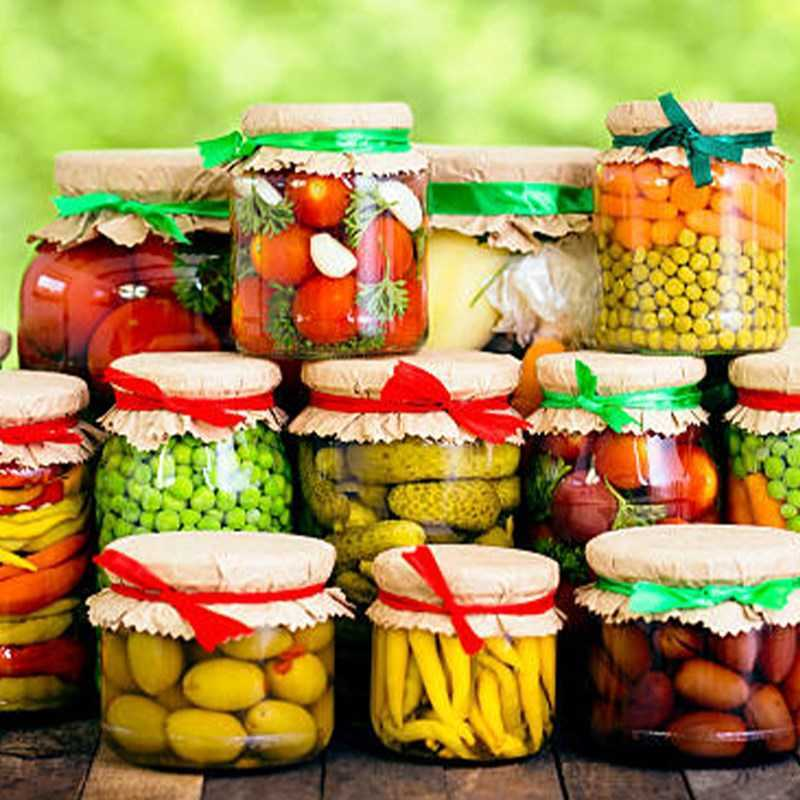 Không mua trái cây và rau đóng hộp sử dụng xi-rô làm dưa muối