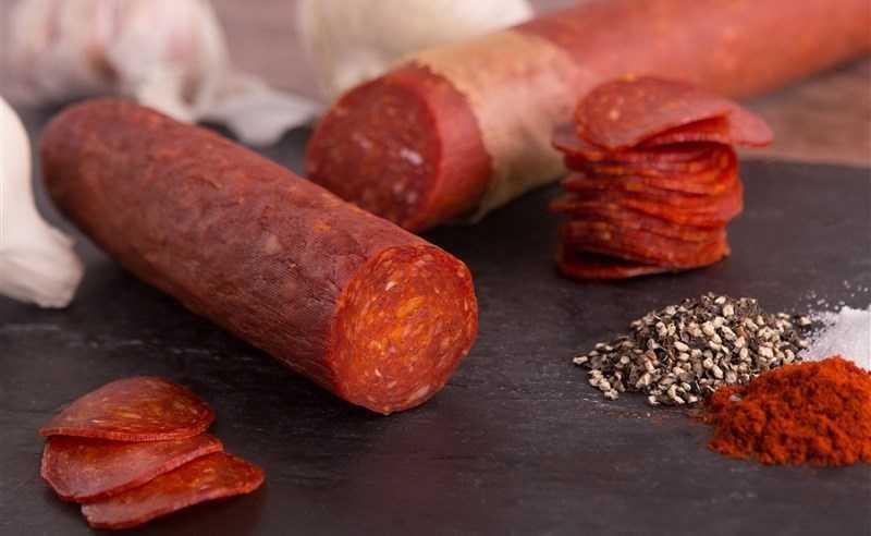 Công thức Pepperoni