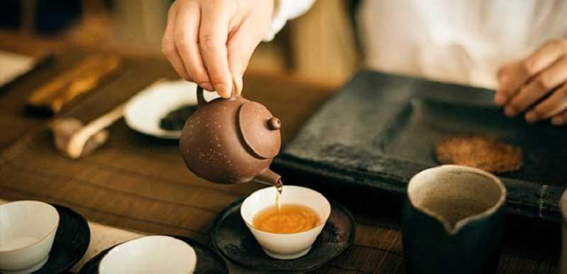 Trà đen (trà đen)