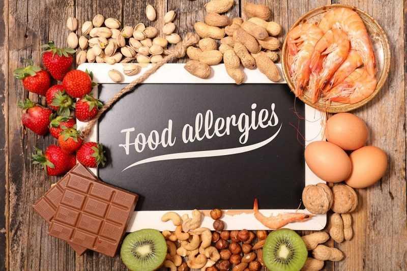 Các loại dị ứng thực phẩm khác