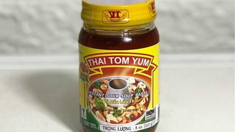 Satay được chế biến theo cách sản xuất tại Thái Lan