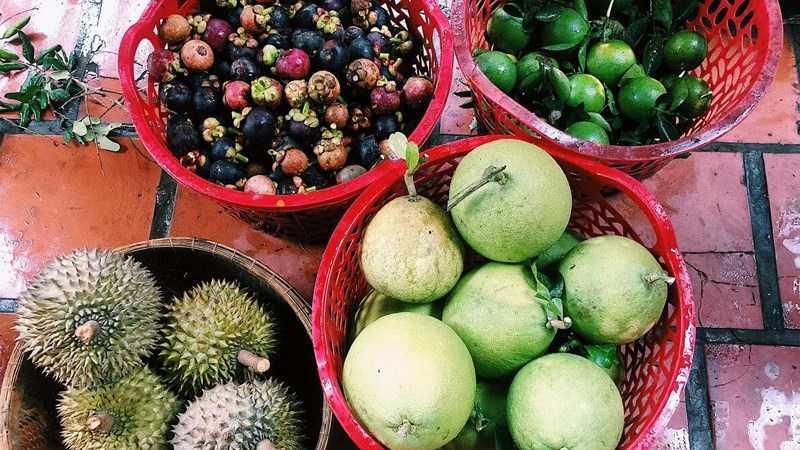 Ngoại hình quá quan trọng khi chọn mua trái cây
