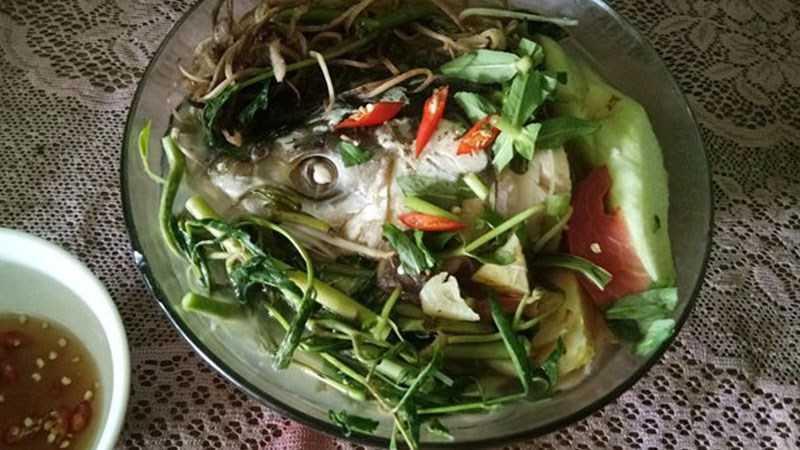 Cá nấu canh chua