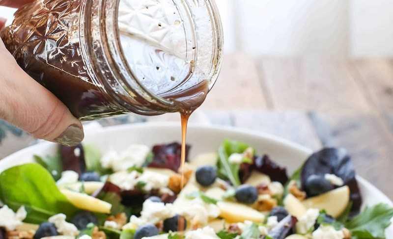 Dấm Balsamic sử dụng trong nấu ăn