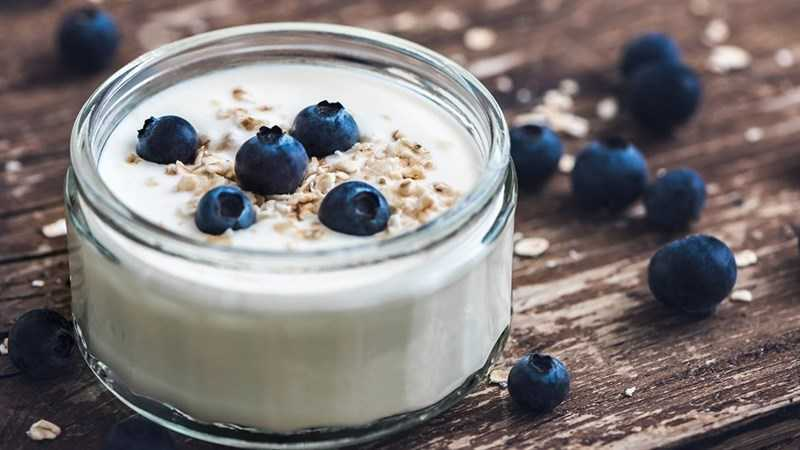 Tác dụng của sữa chua Hy Lạp