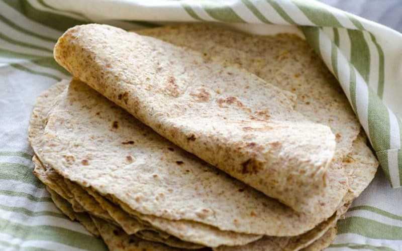 Wheat tortilla - bánh tortilla lúa mì