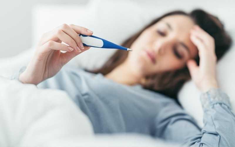 Giúp phục hồi nhanh chóng sau cơn sốt