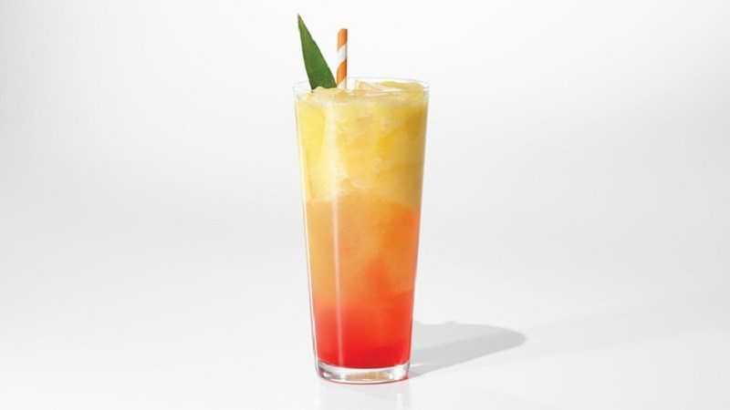 Mocktail trái cây đấm